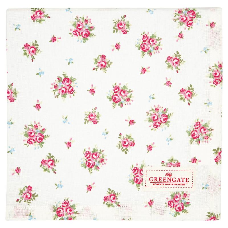 a14240x.jpg - Duk Abigail, White 100 x 100 cm - Elsashem Butiken med det lilla extra...
