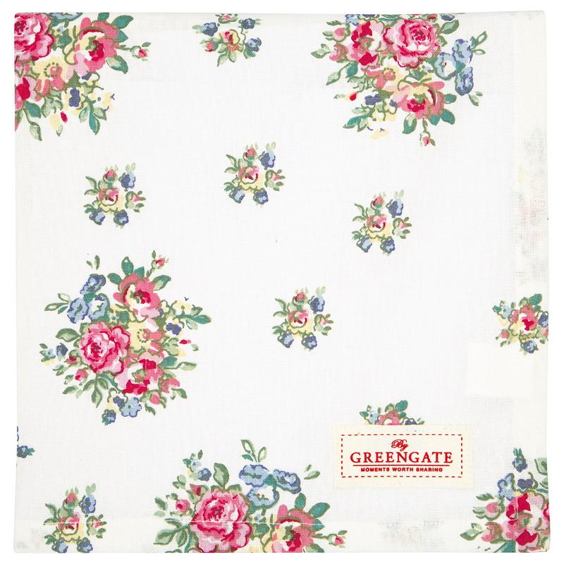 a14242x.jpg - Duk Franka, White 100 x 100 cm - Elsashem Butiken med det lilla extra...
