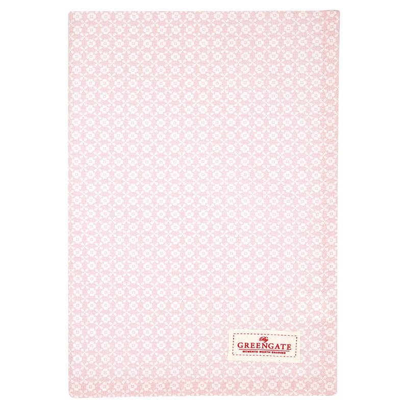 a14268x.jpg - Kökshandduk Helle, Pale pink - Elsashem Butiken med det lilla extra...