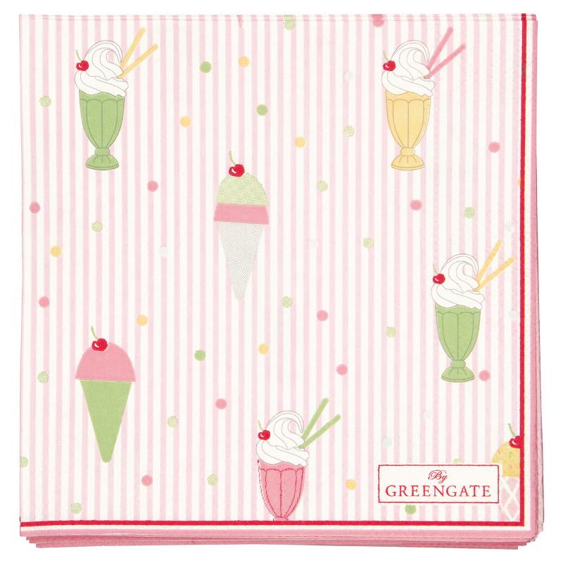 a14292x.jpg - Servetter Isa, Pale pink small - Elsashem Butiken med det lilla extra...
