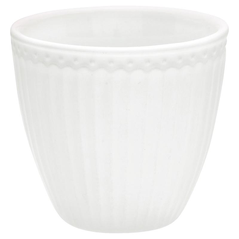 a14341x.jpg - Lattemugg Alice, White - Elsashem Butiken med det lilla extra...