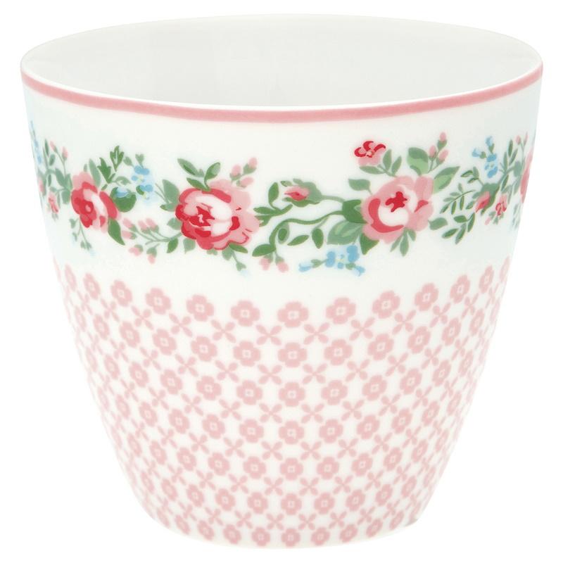 a14344x.jpg - Lattemugg Gabby, White - Elsashem Butiken med det lilla extra...