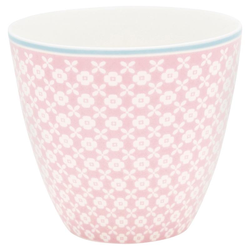 a14345x.jpg - Lattemugg Helle, Pale pink - Elsashem Butiken med det lilla extra...