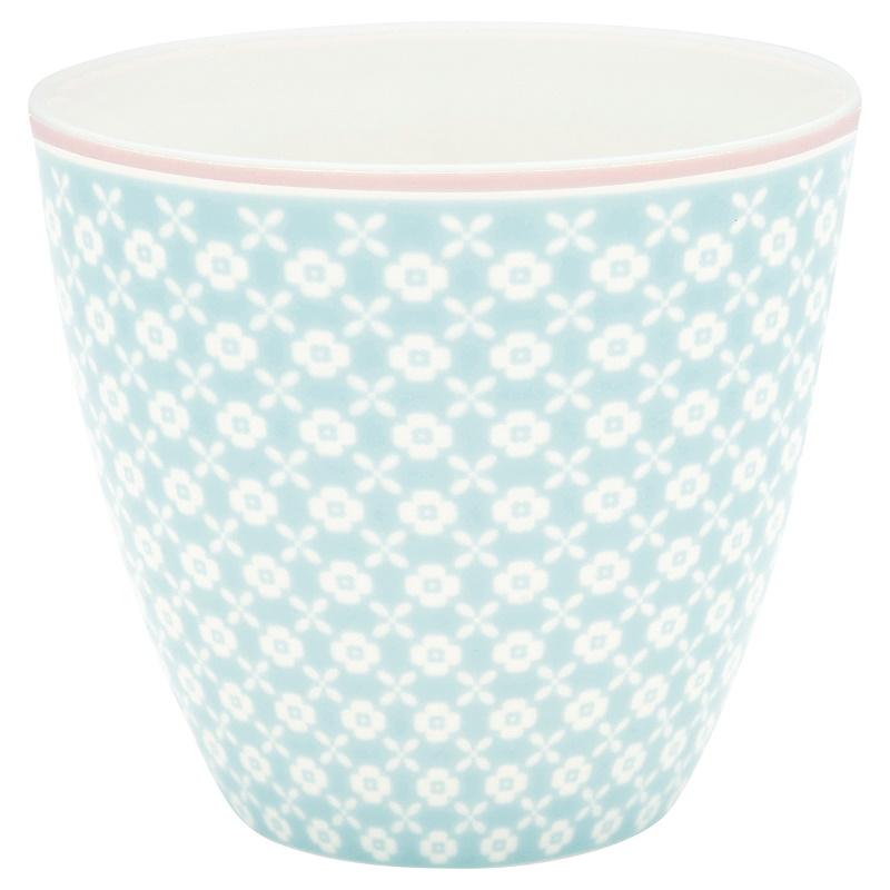 a14346x.jpg - Lattemugg Helle, Pale blue - Elsashem Butiken med det lilla extra...