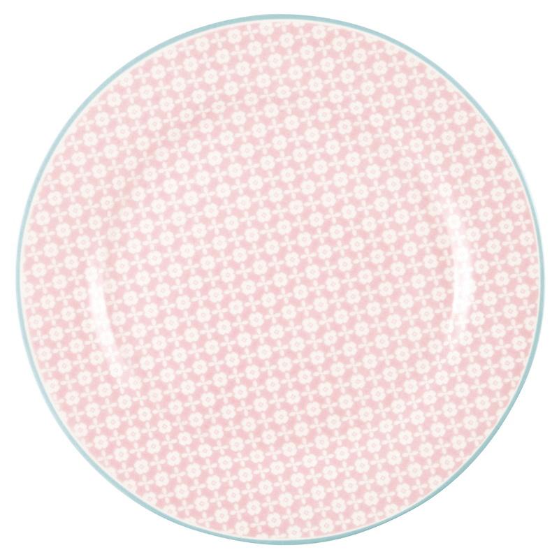 a14356x.jpg - Assiett Helle, Pale pink - Elsashem Butiken med det lilla extra...