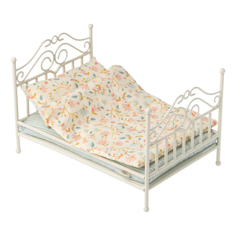 a14425x.jpg - Vintage bed Micro, Soft sand - Elsashem Butiken med det lilla extra...