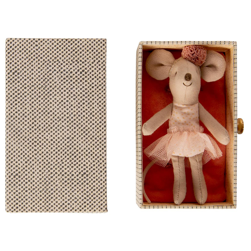 a14450-3x.jpg - Dancing mouse in daybed, Little sister - Elsashem Butiken med det lilla extra...