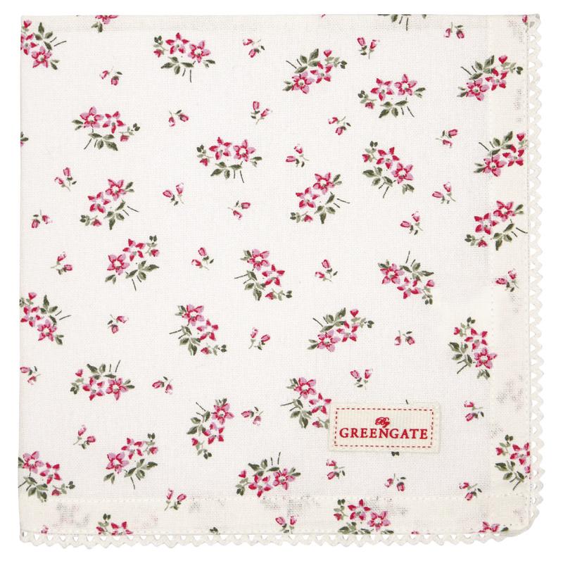 a14488x.jpg - Servett Avery, White - Elsashem Butiken med det lilla extra...