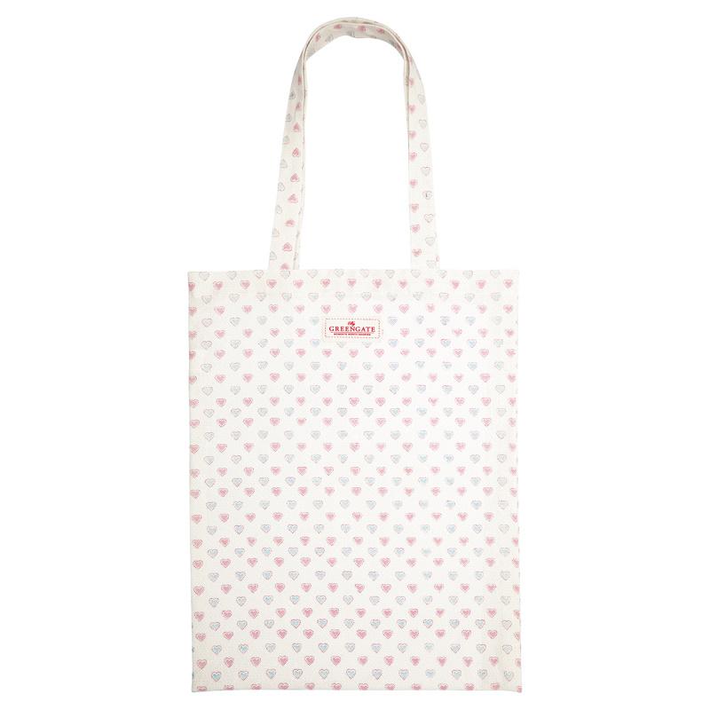 a14525x.jpg - Bag cotton Penny, White - Elsashem Butiken med det lilla extra...