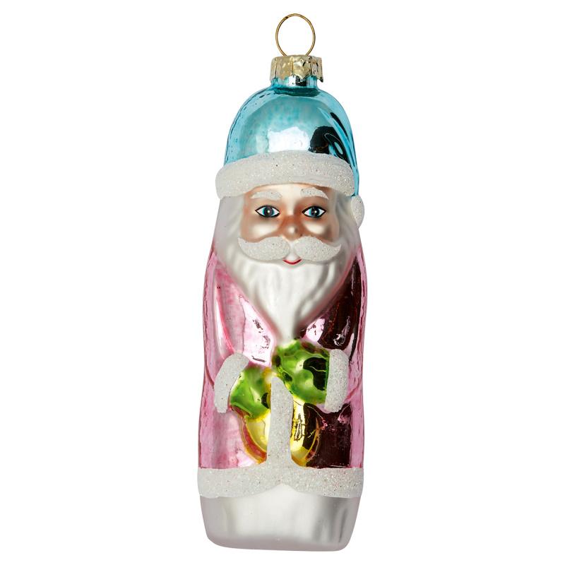 a14632x.jpg - Santa glass, Pale pink - Elsashem Butiken med det lilla extra...