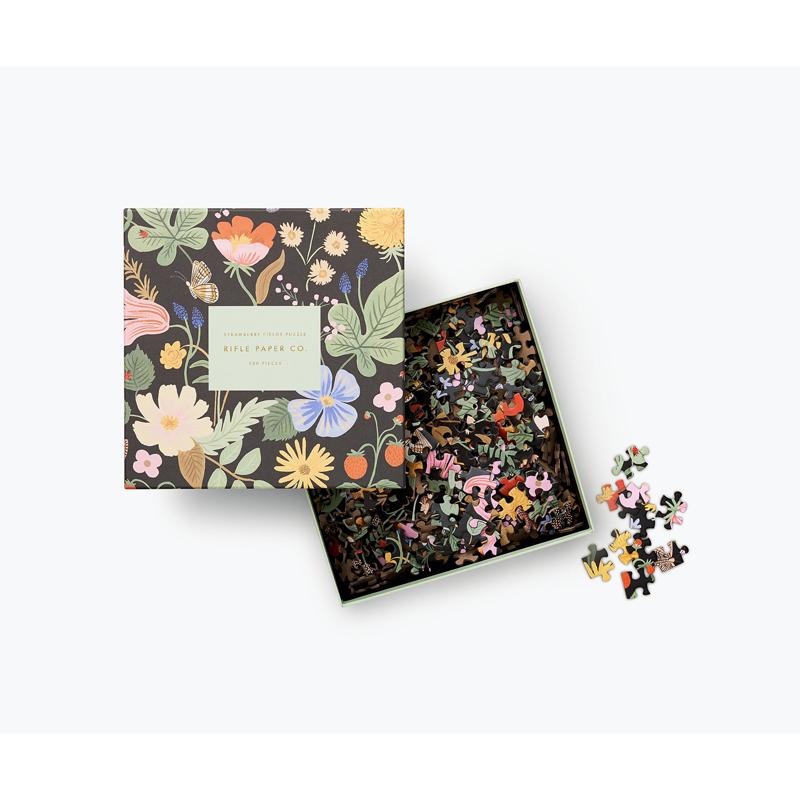 a14717-2x.jpg - Strawberry Fields Jigsaw Puzzle - Elsashem Butiken med det lilla extra...