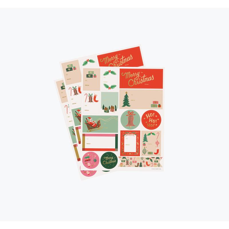 a14725x.jpg - Etiketter, Deck the Halls - Elsashem Butiken med det lilla extra...