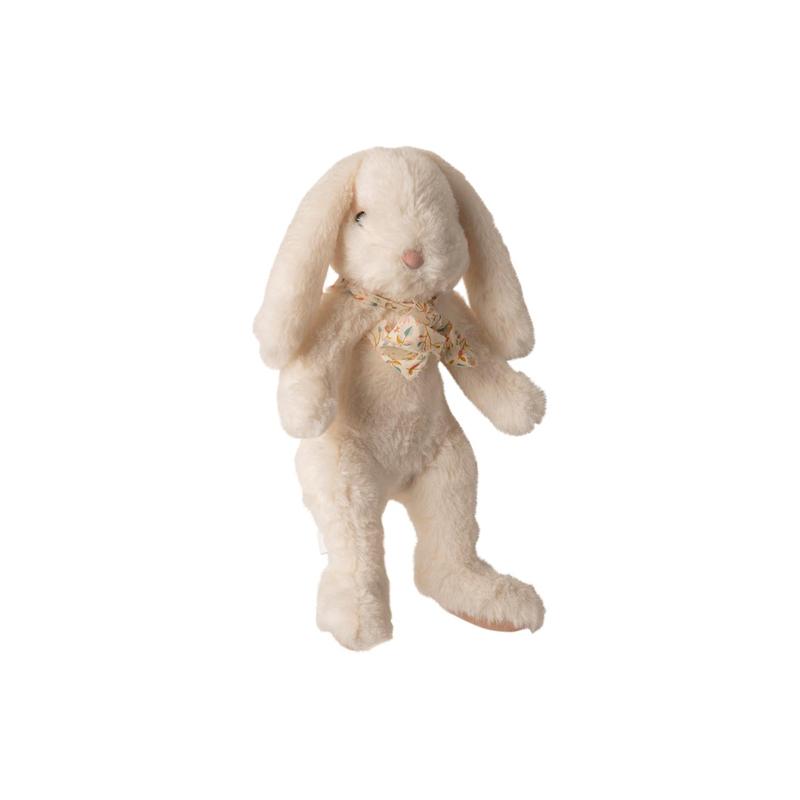 a14762-2x.jpg - Fluffy Bunny, Large White - Elsashem Butiken med det lilla extra...