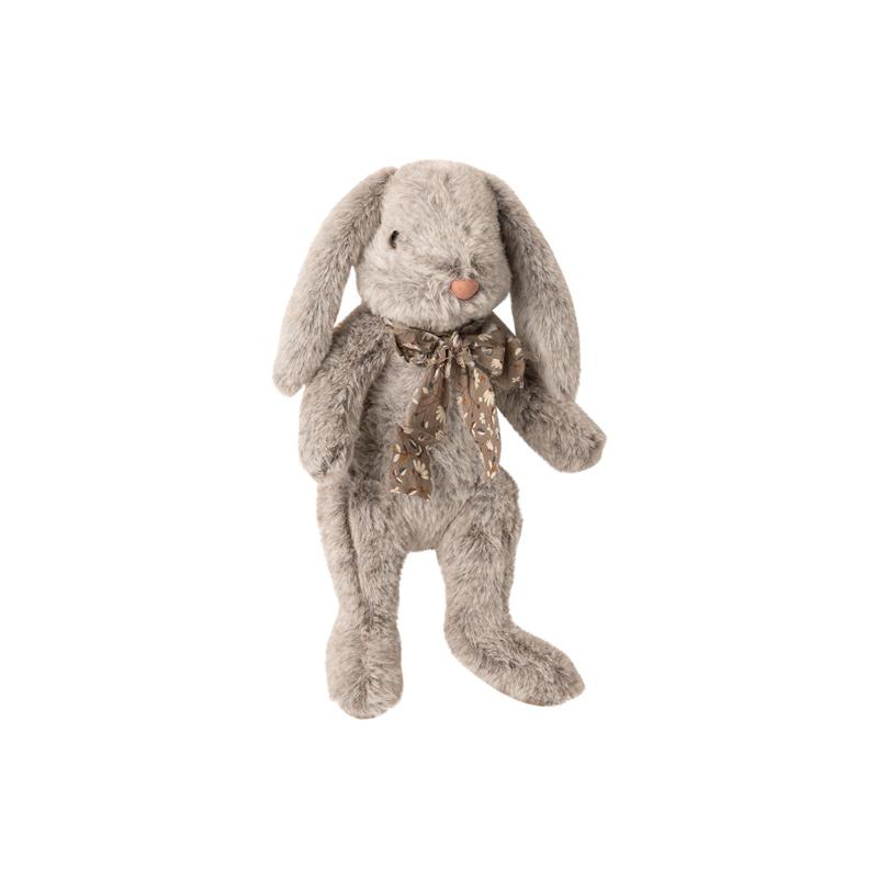 a14763-2x.jpg - Fluffy Bunny, Large Grey - Elsashem Butiken med det lilla extra...