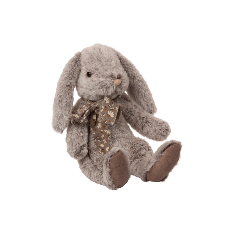 a14763x.jpg - Fluffy Bunny, Large Grey - Elsashem Butiken med det lilla extra...
