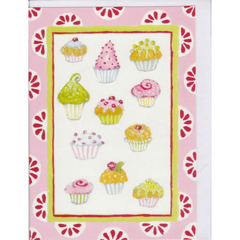 a4342x.jpg - Kort, Cupcakes - Elsashem Butiken med det lilla extra...