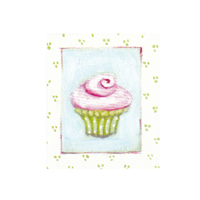 Senaste nytt Litet kort, Cupcake
