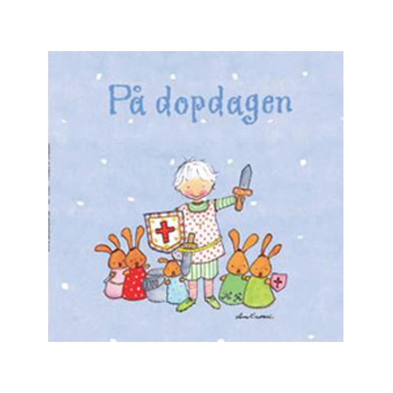 a5582x.jpg - Dopkort Blå prins, dubbelt - Elsashem Butiken med det lilla extra...