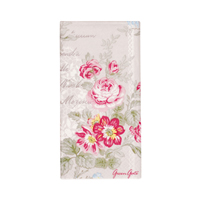 Pocket paper napkin Camille, Flower