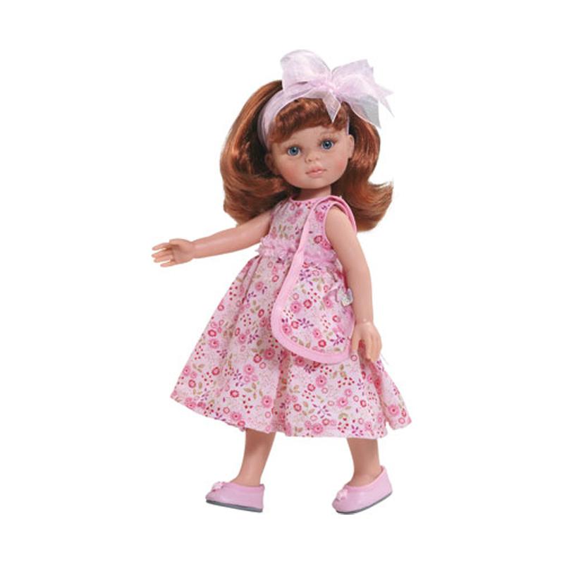 a7006x.jpg - Dockkläder, Blommig klänning - Elsashem Butiken med det lilla extra...