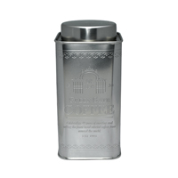 Silver Canister, Coffee