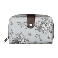 Zip Wallet Audrey, Grey