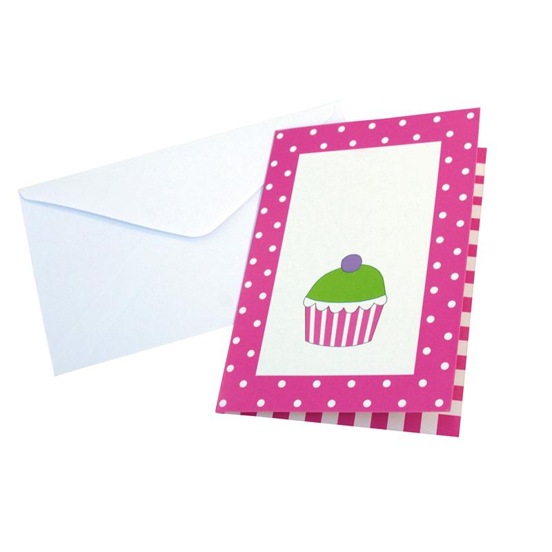 a7408x.jpg - Inbjudningskort Party, Rosa - Elsashem Butiken med det lilla extra...