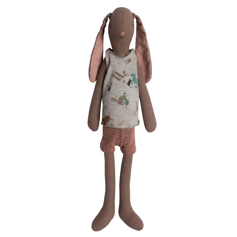 a7544x.jpg - Medium Bunny, Brun pojke - Elsashem Butiken med det lilla extra...