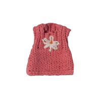 Senaste nytt Stickad klänning Rosa, Micro