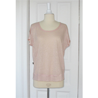 Resort T-Shirt, Rose