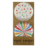 Senaste nytt Cupcakeformar, Toot sweet multi