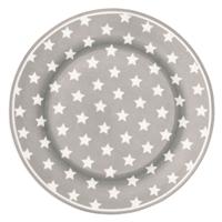Senaste nytt Assiette Star, Warm grey