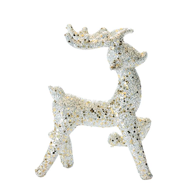 a8225x.jpg - Xmas Reindeer Glimmer - Elsashem Butiken med det lilla extra...