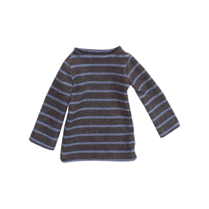 a8409x.jpg - Långärmad t-shirt Marin, Maxi - Elsashem Butiken med det lilla extra...