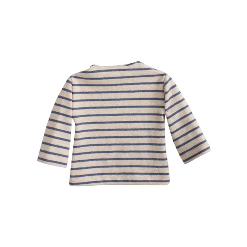 a8440x.jpg - Långärmad t-shirt Offwhite/blå, Mega Maxi - Elsashem Butiken med det lilla extra...