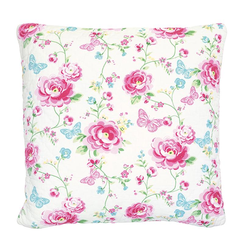 kuddfodral summer white elsashem butiken med det lilla. Black Bedroom Furniture Sets. Home Design Ideas