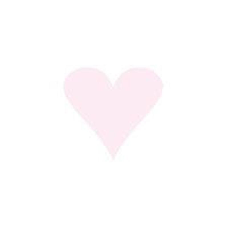 a8879x.jpg - Doris kort, Hjärta Rosa - Elsashem Butiken med det lilla extra...