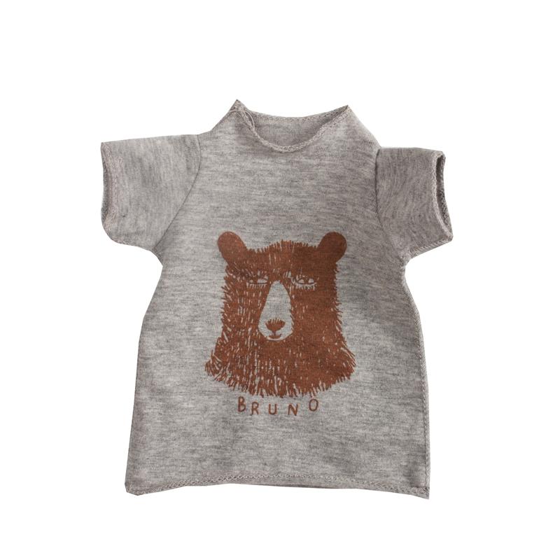 a8962x.jpg - T-Shirt, Grå - Elsashem Butiken med det lilla extra...