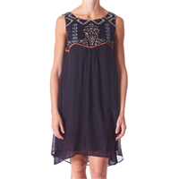 Somine dress, Lite almost black