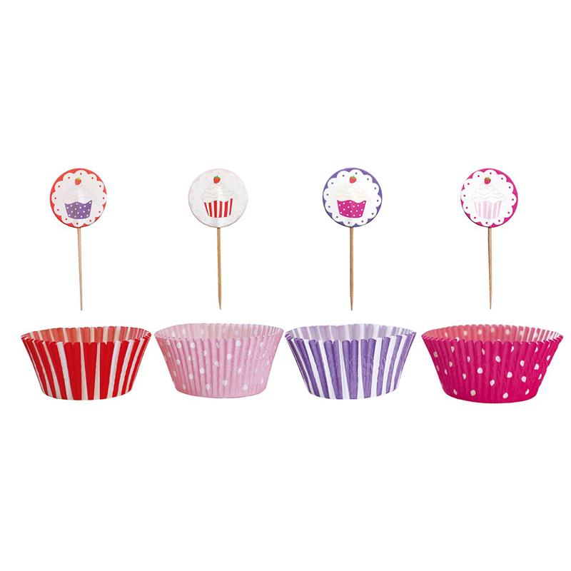 a9178x.jpg - Cupcakekit Party, Rosa - Elsashem Butiken med det lilla extra...