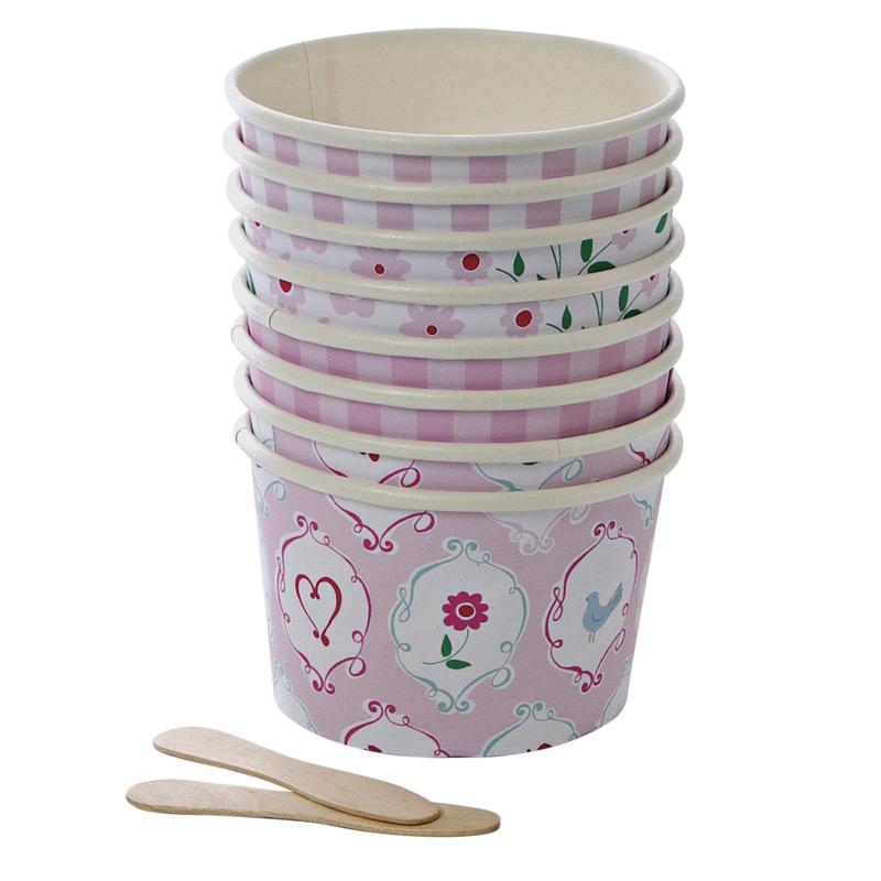 a9257x.jpg - Ice cream cupset, Princess - Elsashem Butiken med det lilla extra...