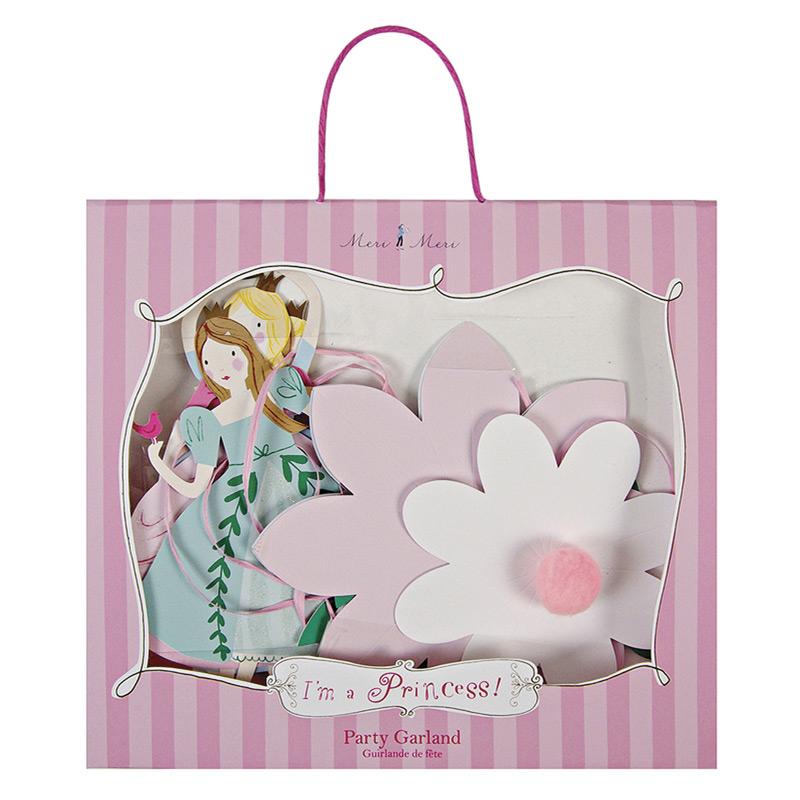 a9259x.jpg - Flaggspel, I´m a princess - Elsashem Butiken med det lilla extra...