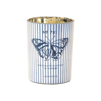 Senaste nytt Scented candles Butterfly, Warm grey